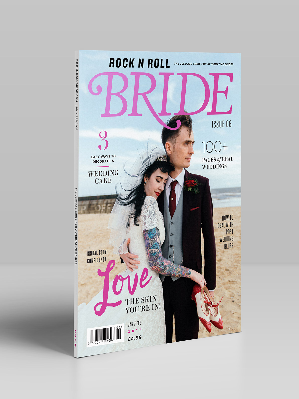 Branch | Rock n Roll bride Magazine Issue 6